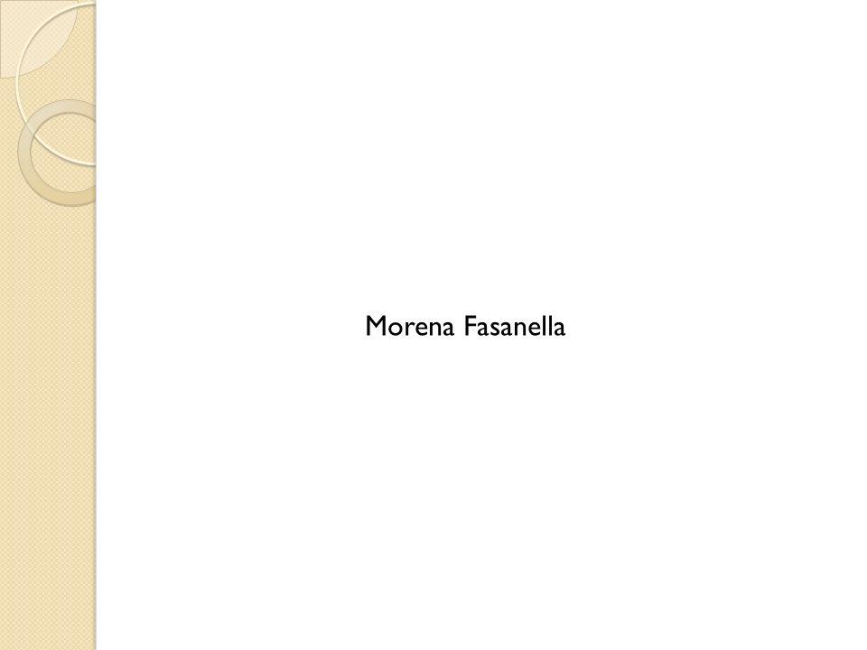 Morena Fasanella