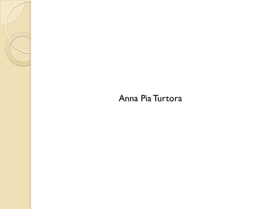 Anna Pia Turtora