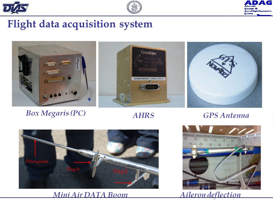 Flight data acquisition system