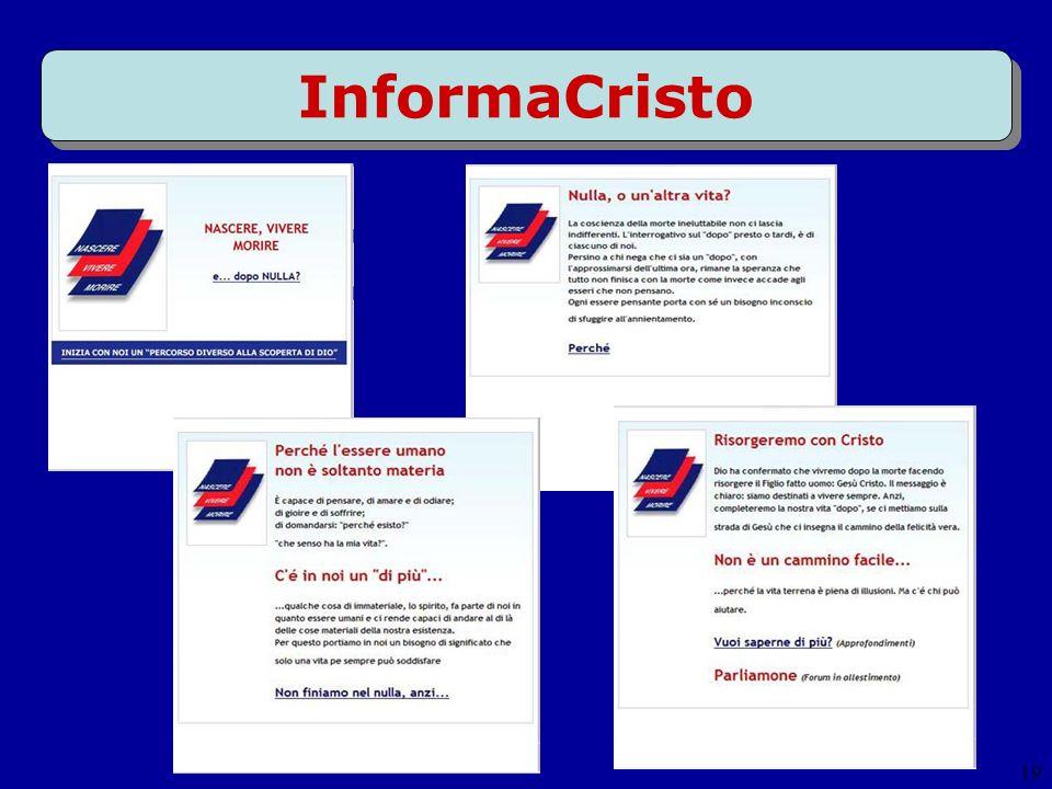 InformaCristo 19 19