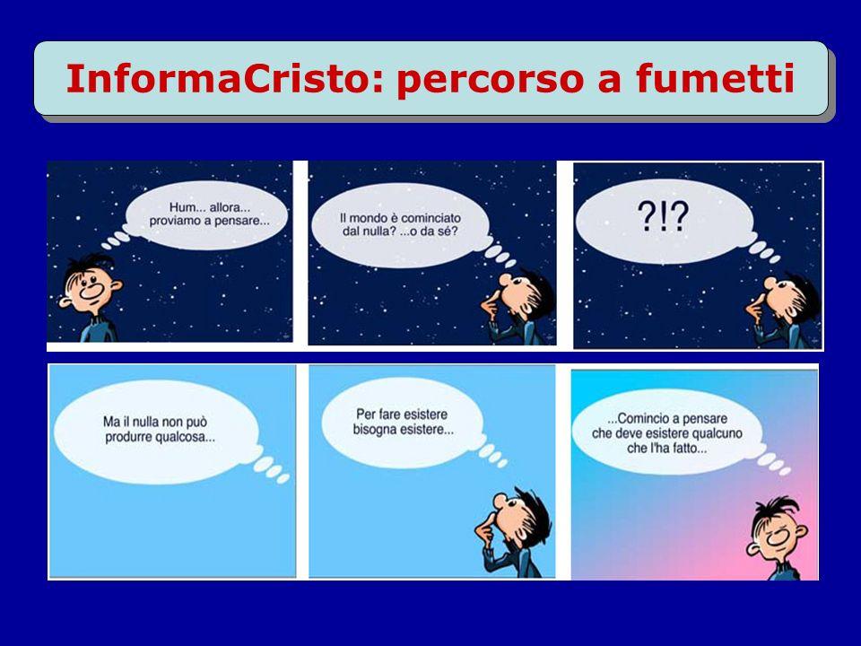 InformaCristo: percorso a fumetti