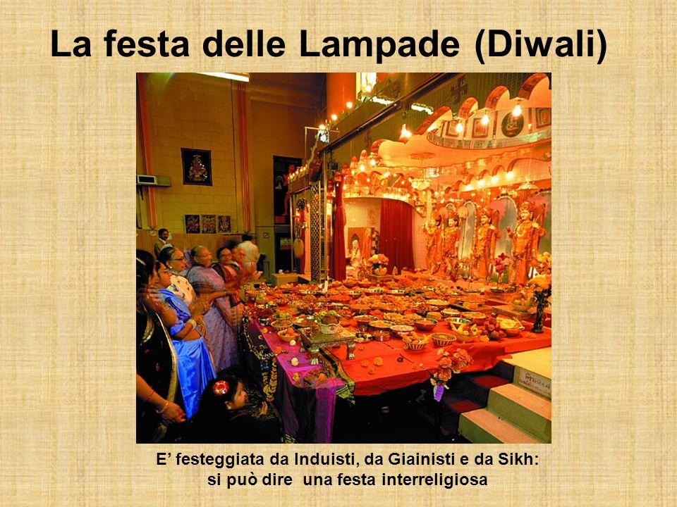 La festa delle Lampade (Diwali)