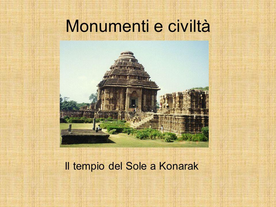 Il tempio del Sole a Konarak