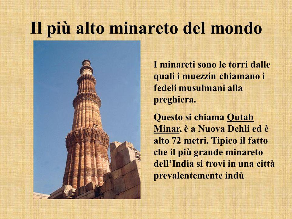 Il più alto minareto del mondo