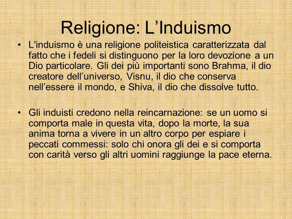 Religione: L'Induismo