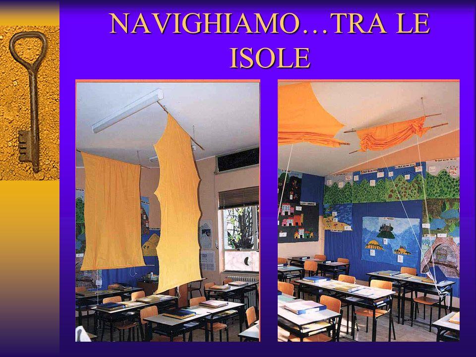 NAVIGHIAMO…TRA LE ISOLE