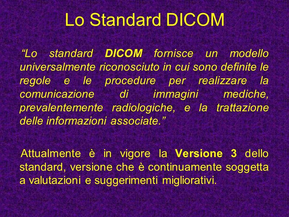 Lo Standard DICOM