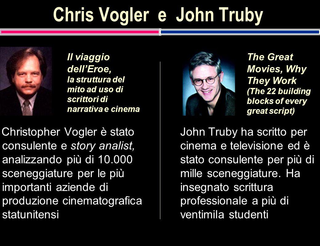 Chris Vogler e John Truby_