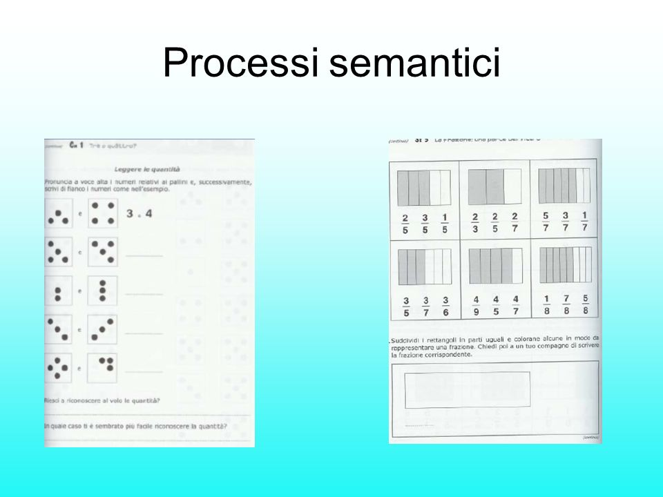 Processi semantici