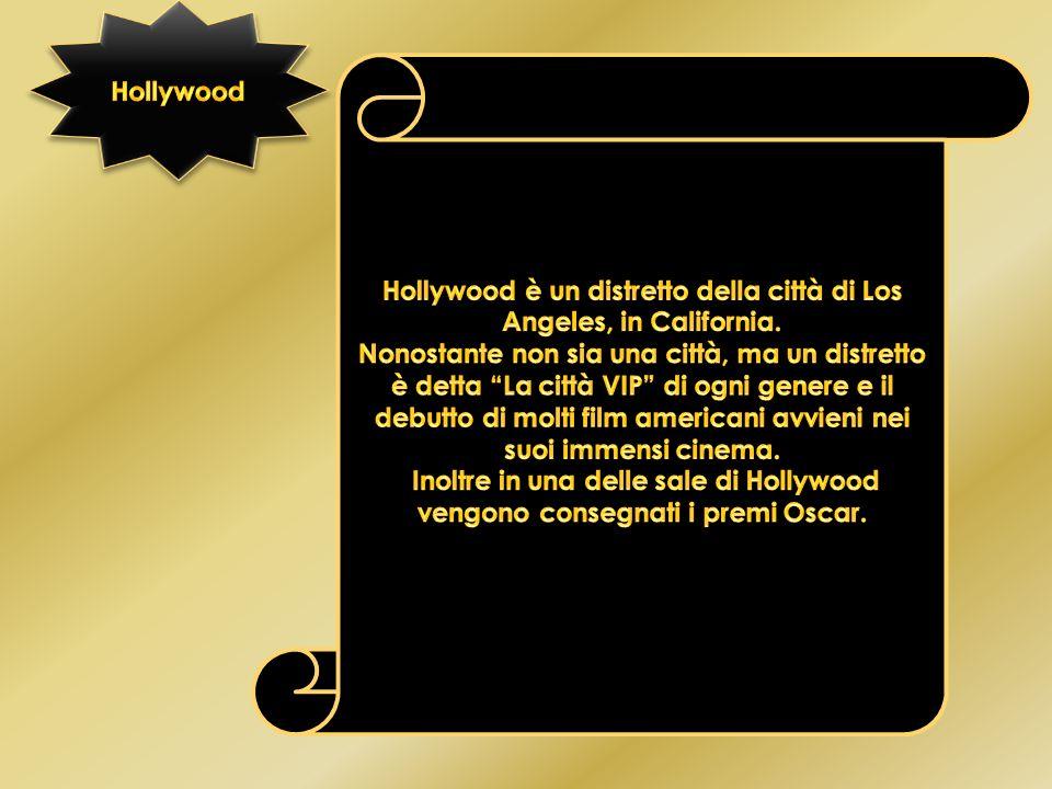 Hollywood è un distretto della città di Los Angeles, in California.