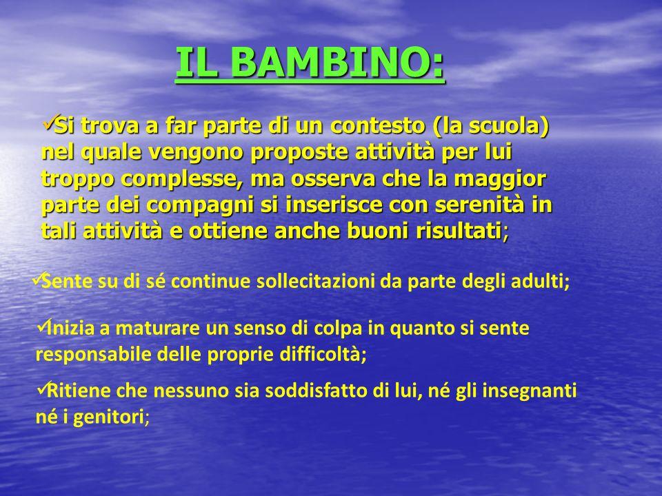 IL BAMBINO:
