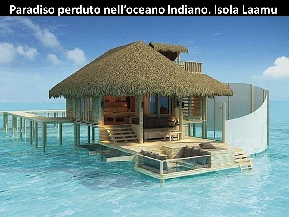 Paradiso perduto nell'oceano Indiano. Isola Laamu
