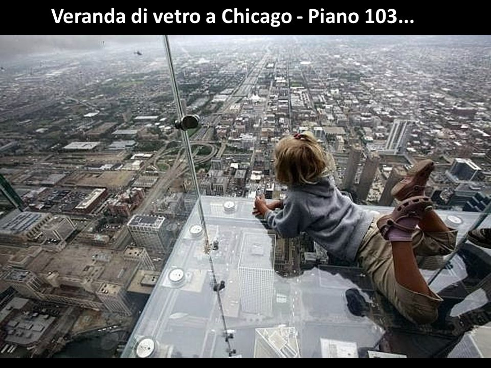 Veranda di vetro a Chicago - Piano 103...
