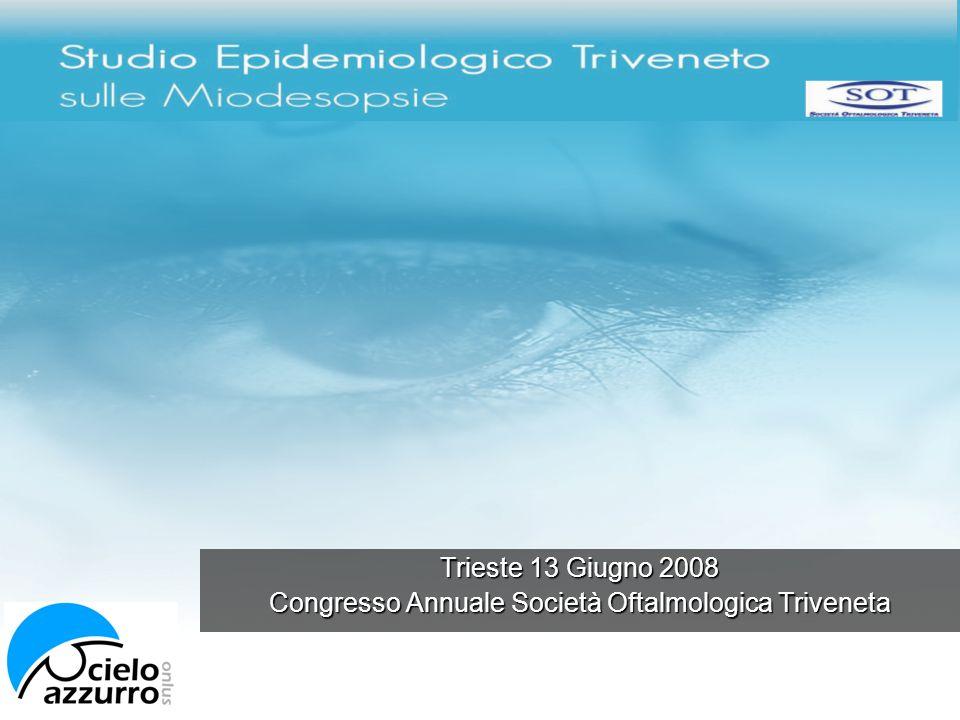 Congresso Annuale Società Oftalmologica Triveneta