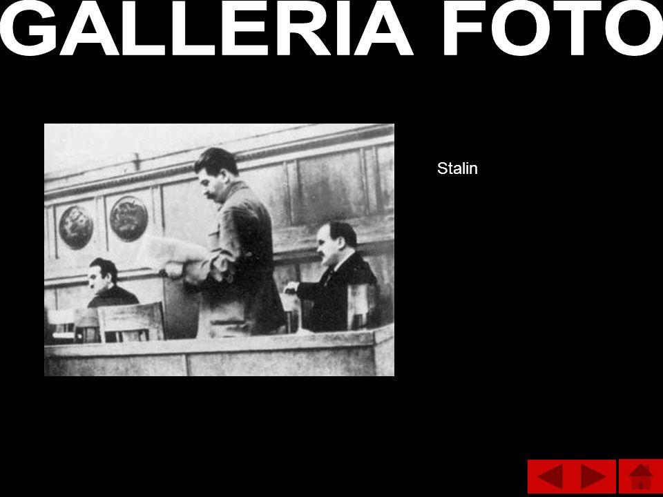 GALLERIA FOTO Stalin