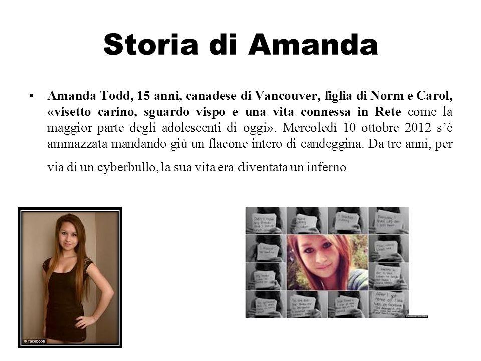 Storia di Amanda