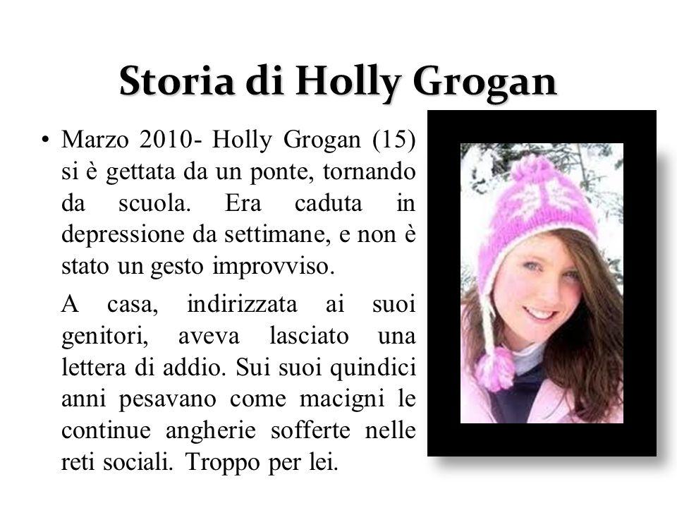 Storia di Holly Grogan