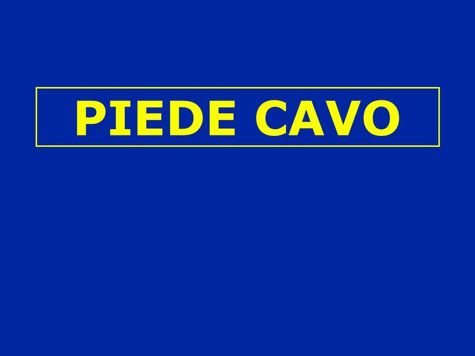 PIEDE CAVO