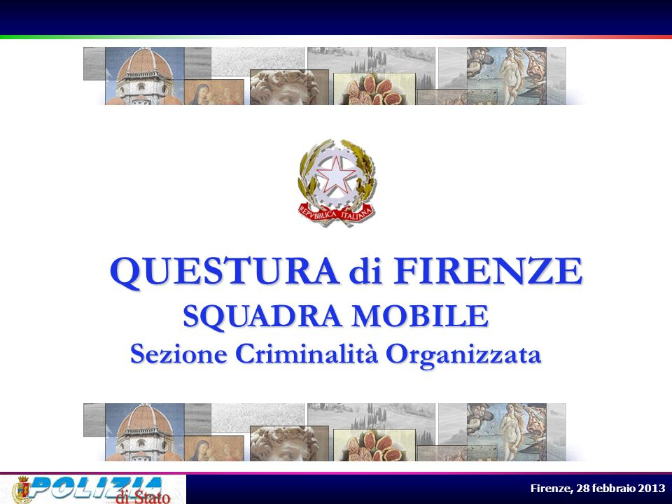 Sezione Criminalità Organizzata
