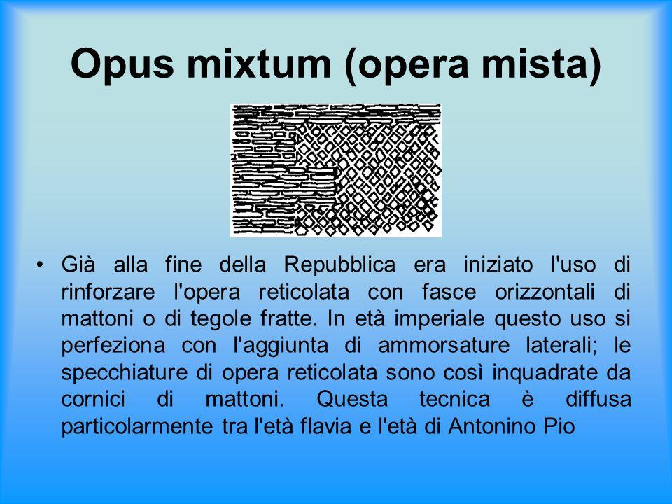 Opus mixtum (opera mista)