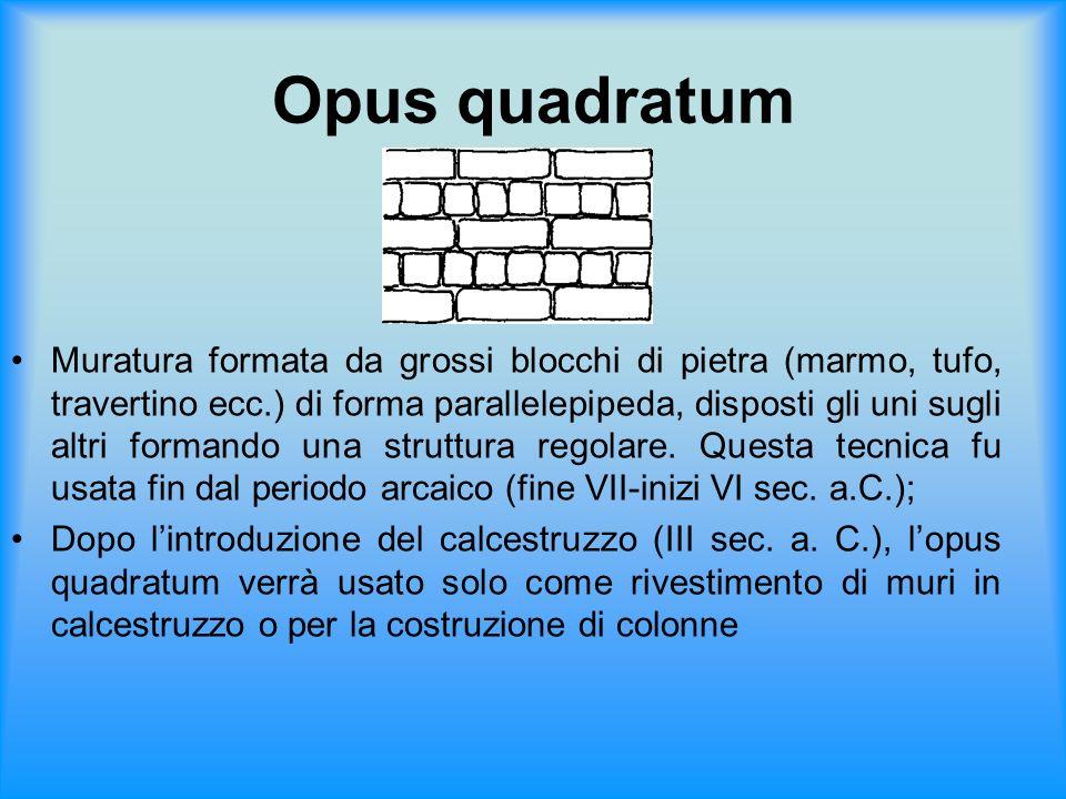 Opus quadratum