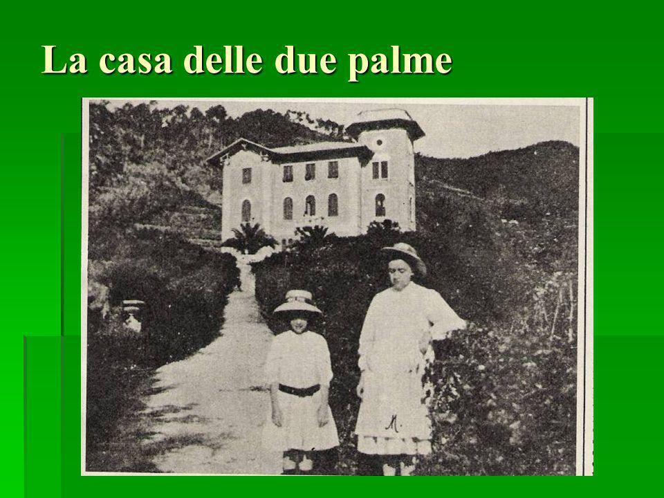 La casa delle due palme