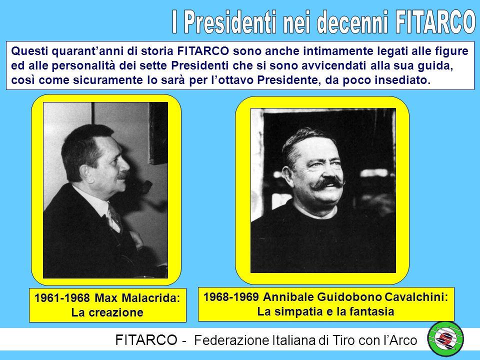 1968-1969 Annibale Guidobono Cavalchini: La simpatia e la fantasia