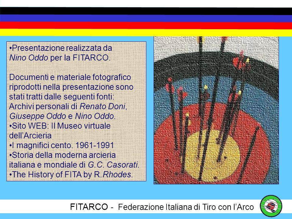 FITARCO - Federazione Italiana di Tiro con l'Arco