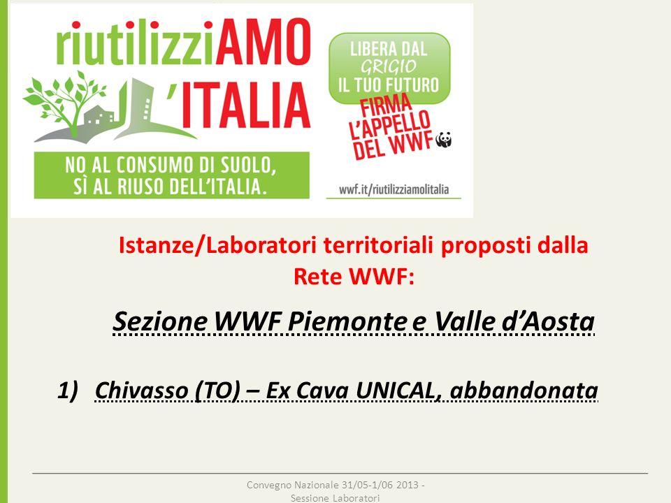 Sezione WWF Piemonte e Valle d'Aosta