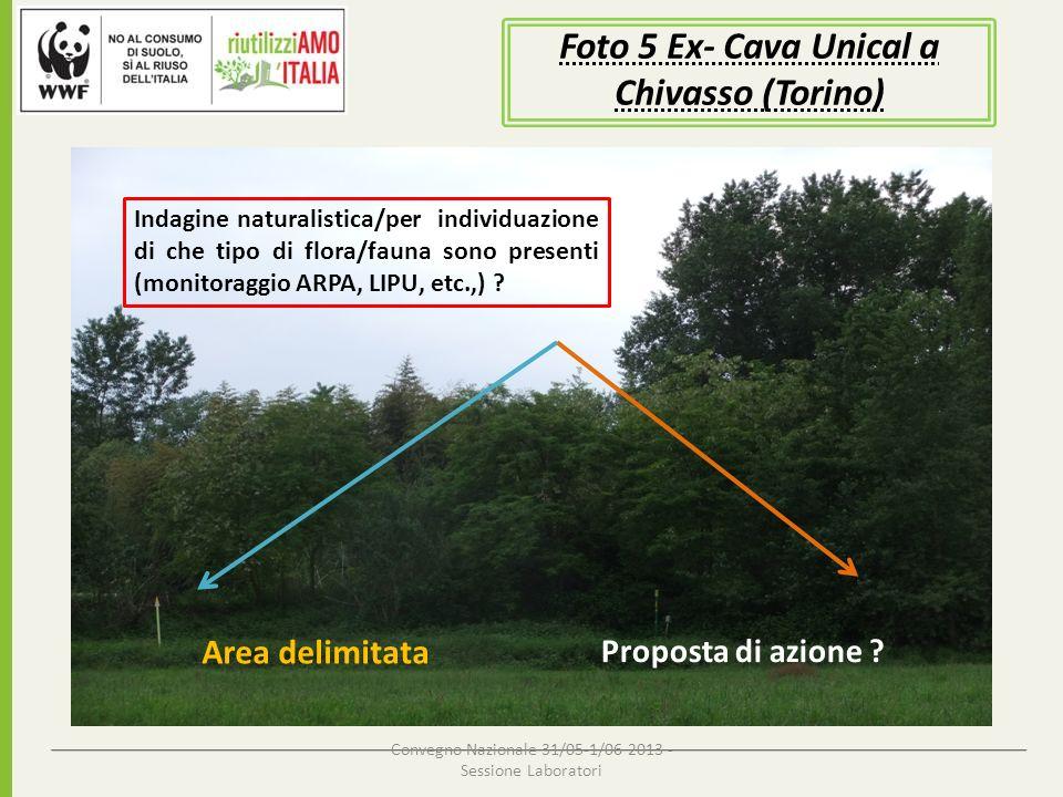 Foto 5 Ex- Cava Unical a Chivasso (Torino)