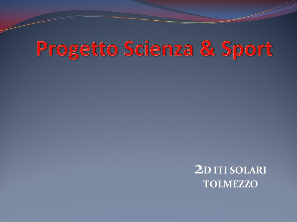 Progetto Scienza & Sport
