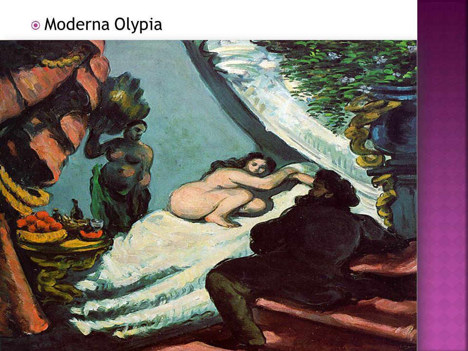 Moderna Olypia