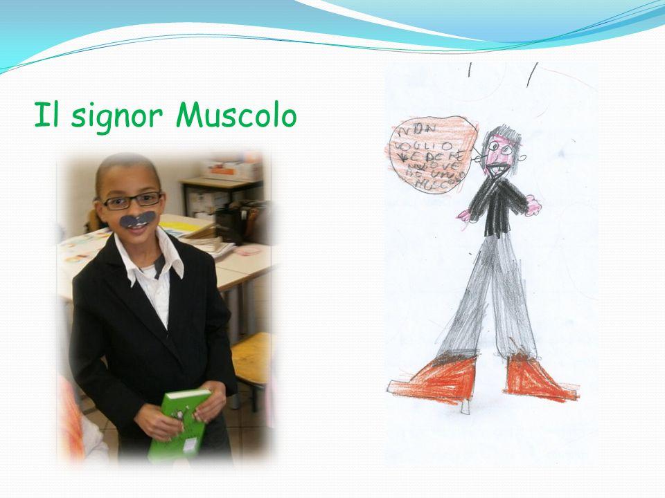 Il signor Muscolo