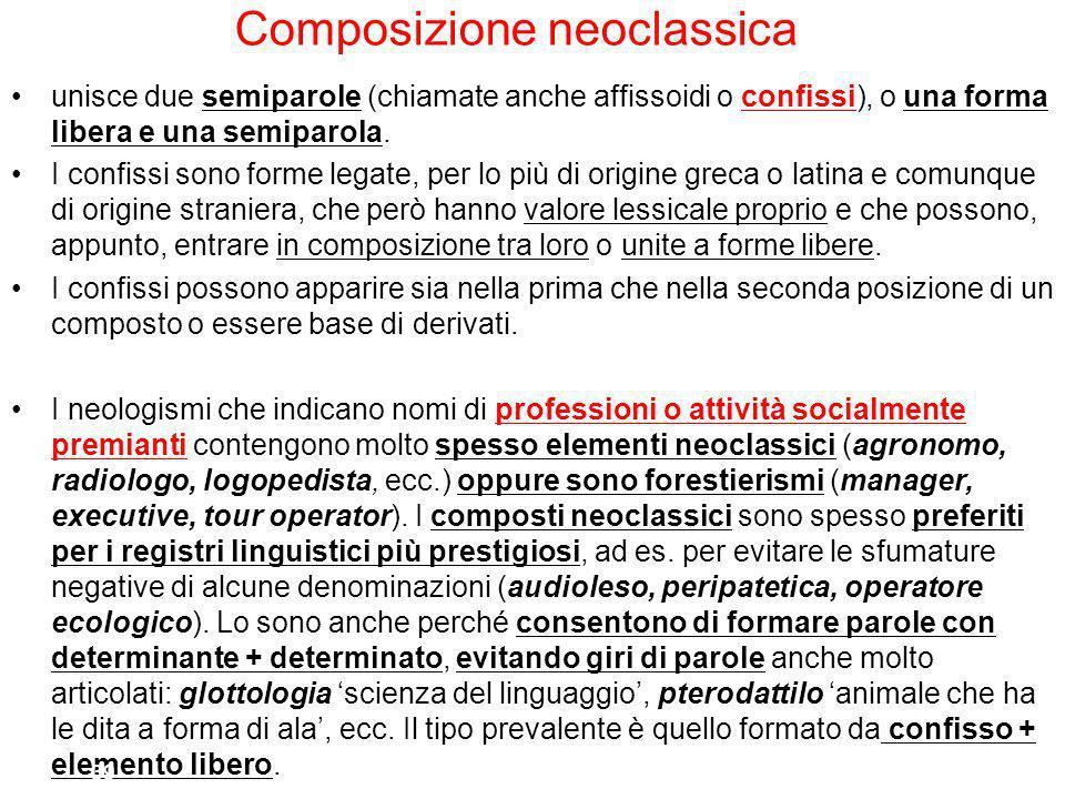Composizione neoclassica