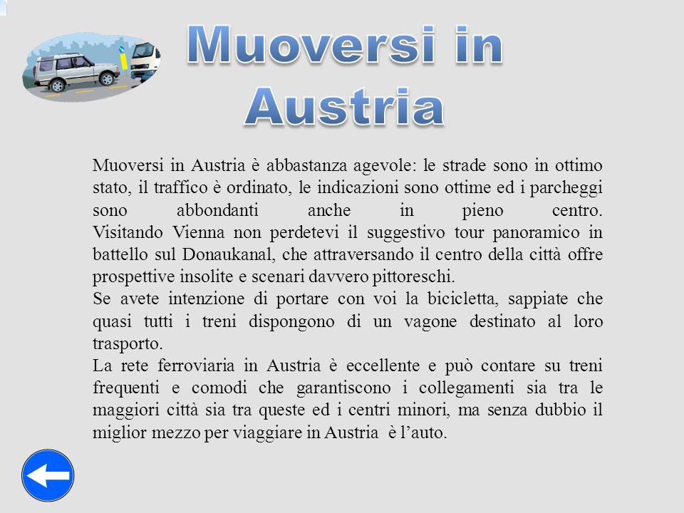 Muoversi in Austria