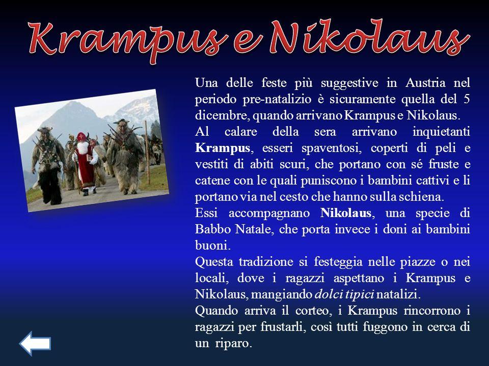 Krampus e Nikolaus