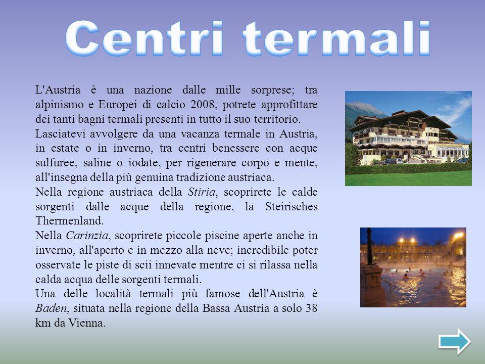 Centri termali