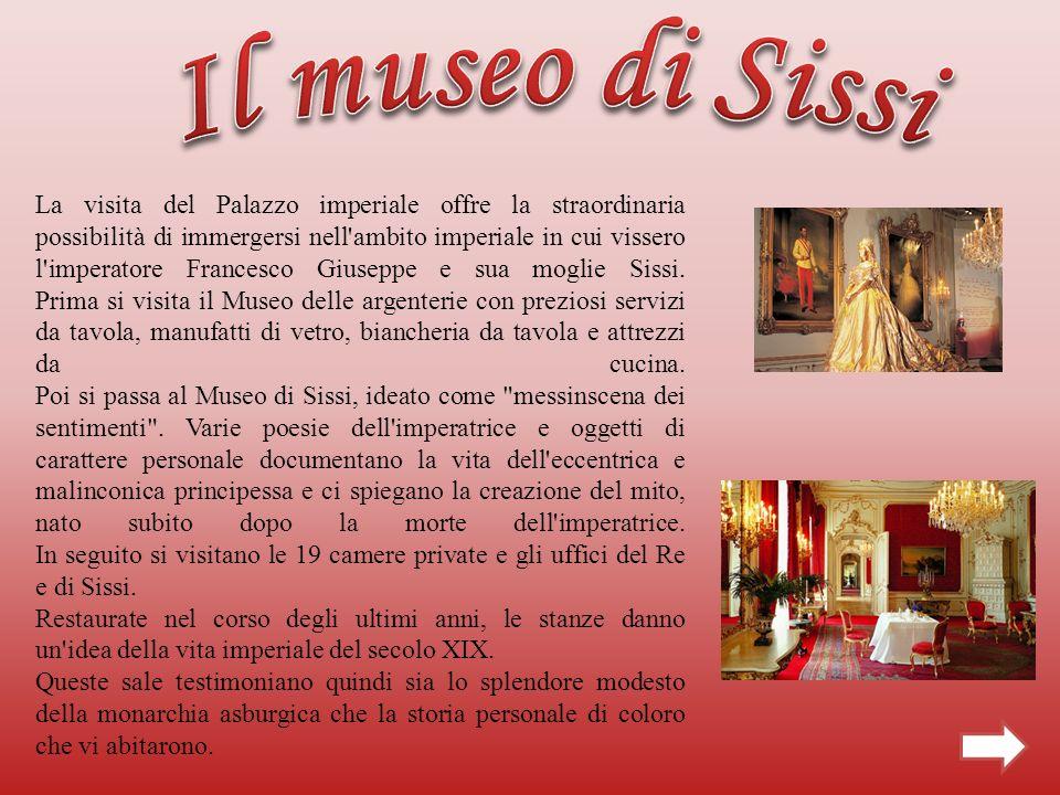 Il museo di Sissi