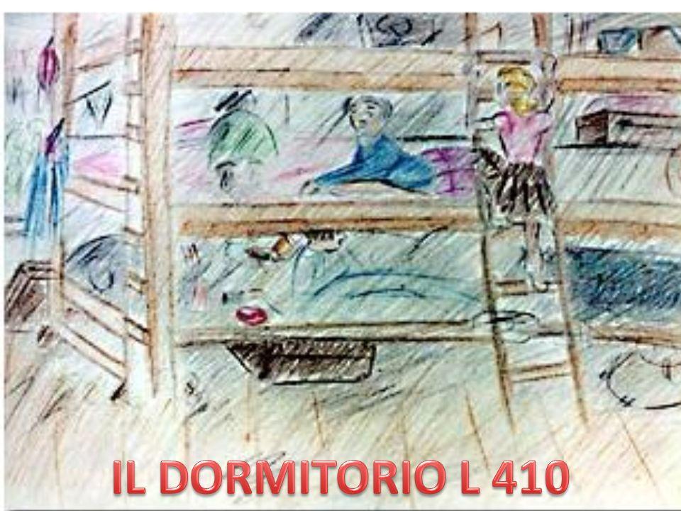 IL DORMITORIO L 410