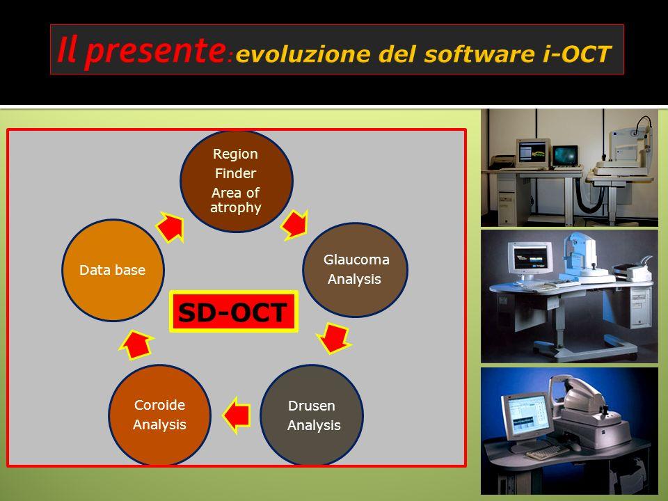 Il presente: evoluzione del software i-OCT