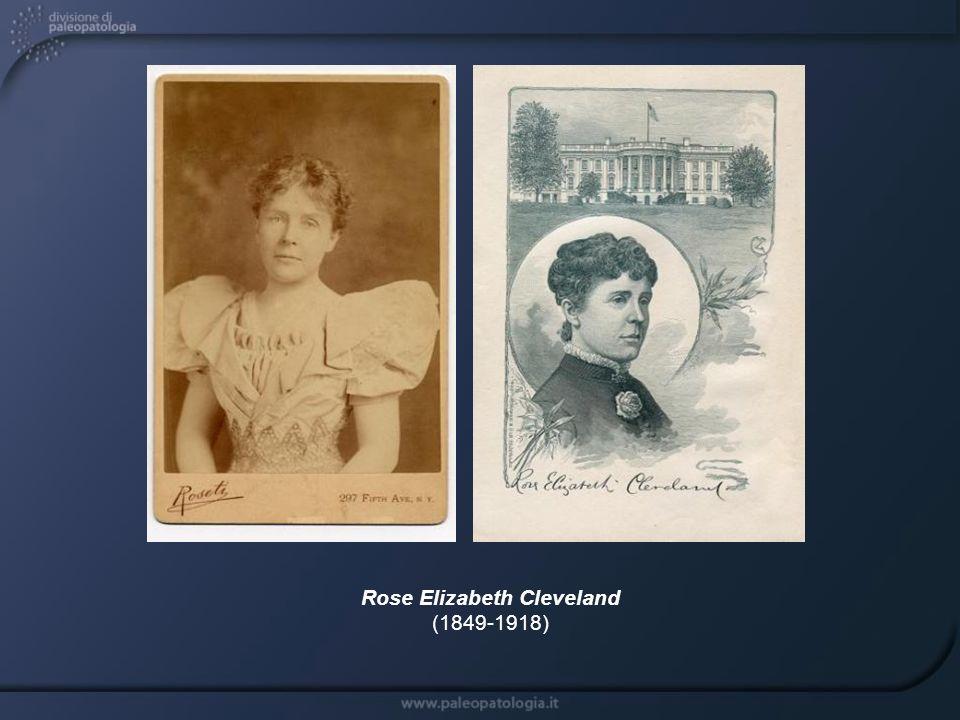 Rose Elizabeth Cleveland (1849-1918)