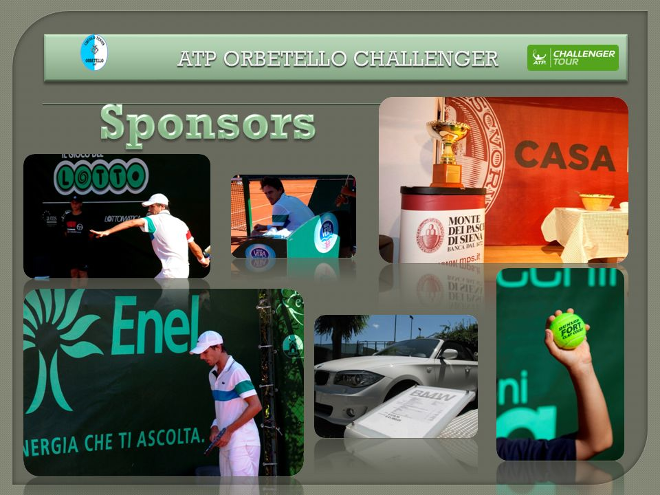 ATP ORBETELLO CHALLENGER