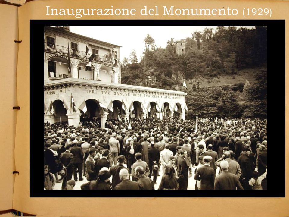 Inaugurazione del Monumento (1929)