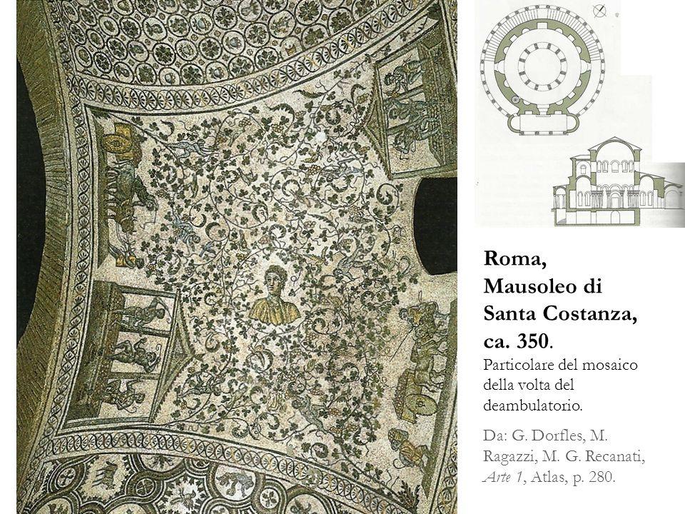 Arte figurativa grande importanza nelle prime chiese for Ca roma volta mantovana