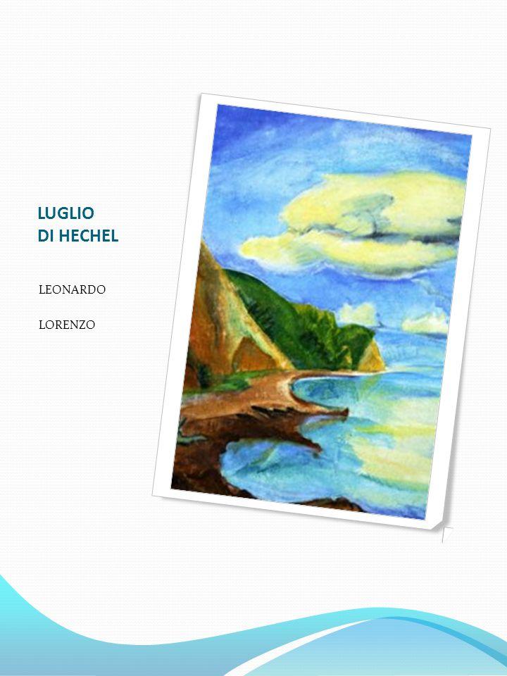 LUGLIO DI HECHEL LEONARDO LORENZO