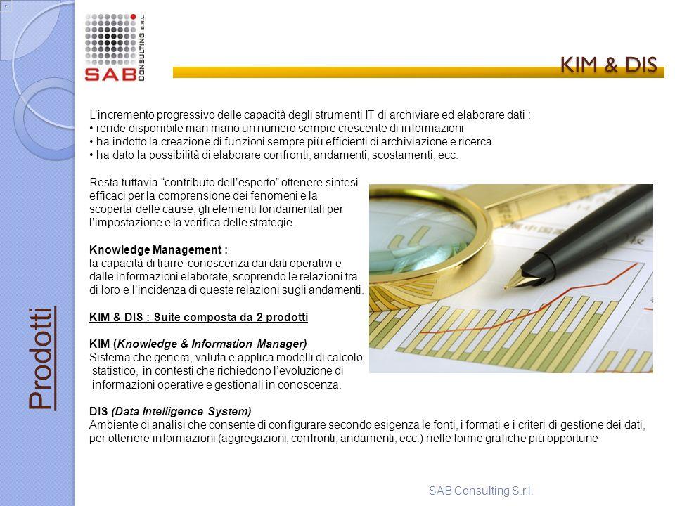 60 KIM & DIS. L'incremento progressivo delle capacità degli strumenti IT di archiviare ed elaborare dati :