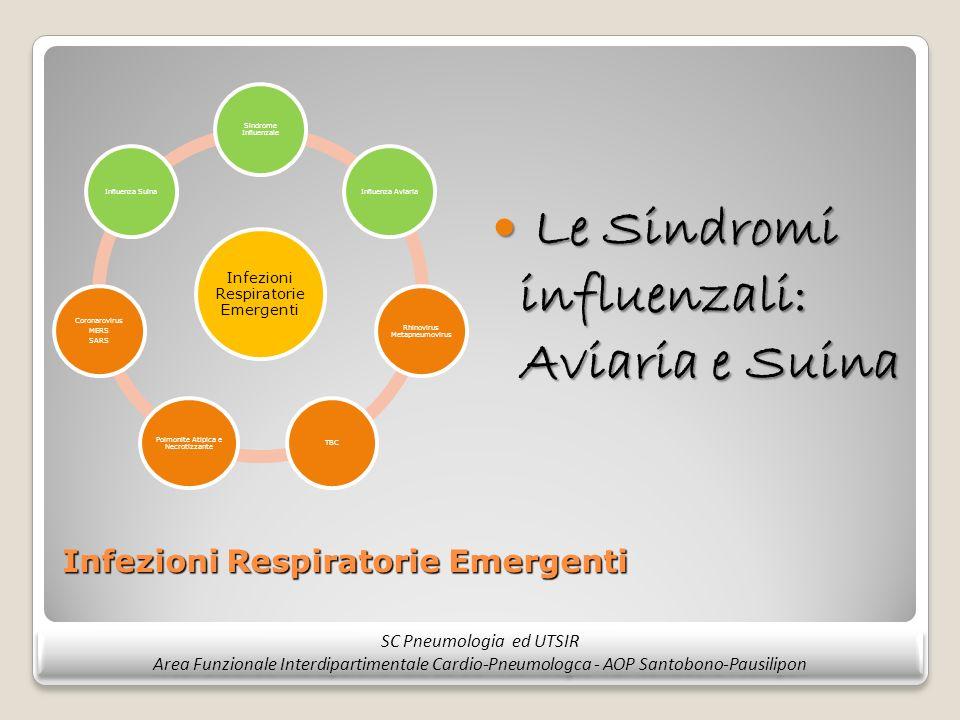Infezioni Respiratorie Emergenti