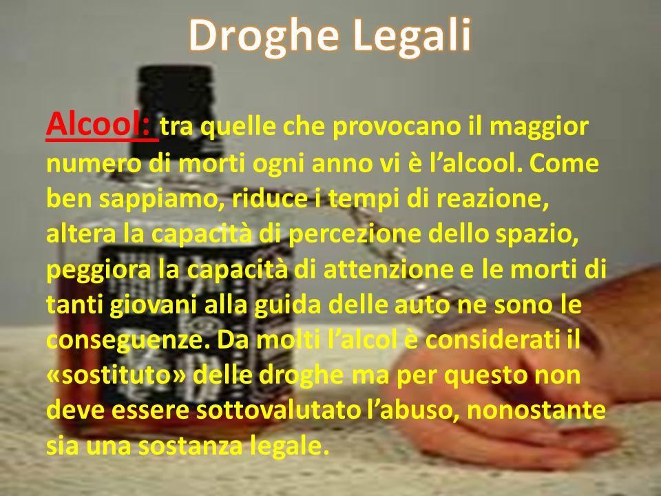 Droghe Legali