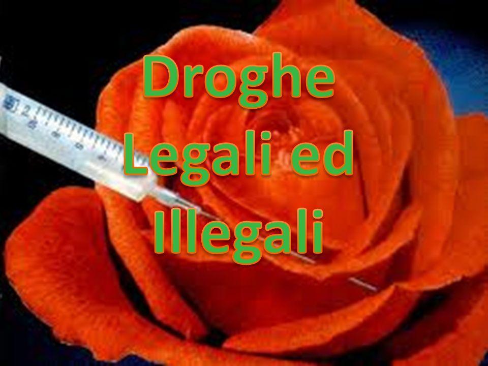 Droghe Legali ed Illegali