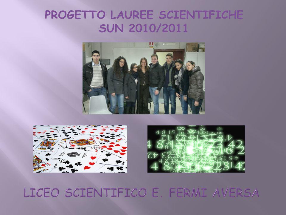 LICEO SCIENTIFICO E. FERMI AVERSA